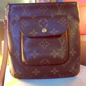 Louis Vuitton partition bag